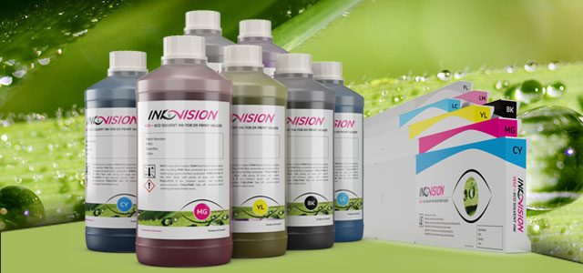 VES – Eco Solvent ink