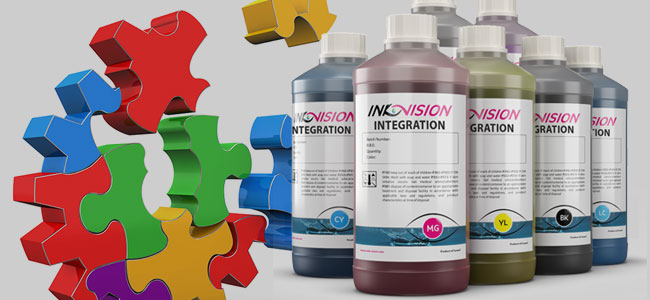 inkvision integration projects