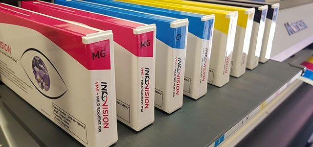 VMS – Mild Solvent Ink